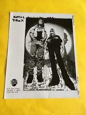 "Royal Trux Press Photo 8x10"", Jennifer Herrema, Neil Hagerty, Drag City."