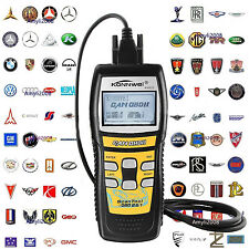 OBDII Code Scanner Automotive Diagnostic Scan Tool OBD2 Diagnostics Scanner TL