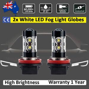 For Toyota Corolla 2011 2012 2013 Fog light Globes 6000K White CREE car LED Bulb