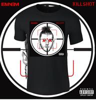 EMINEM KILLSHOT MGK MACHINE GUN KELLY DISS RAP COVER ALBUM RAP GOD MENS T Shirt