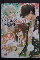 JAPAN NEW Mai Hanamura (Amnesia): Collar x Malice Official Visual Fan Book