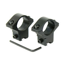 One Pair of Scope Rings Laser / Scope Mount for 10mm Dovetail Rail - Low Profile
