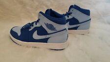 Nike Air Jordan 10 sneakers 1 Retro High top OG Hyper blue Royal jordans clean