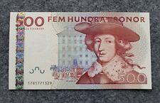SWEDEN 500 KRONOR 2001 Gem UNC