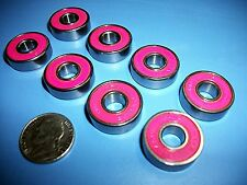 PARAGON REVOLUTION ABEC 5 Skateboard Long board Inline 8mm 608 Skate Bearings.