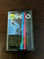 ROCK ELVIS COSTELLO THE BEST OF CASSETTE TAPE