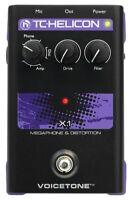 TC Electronic Singles*VoiceToneX1*Vocal Effects Processor FREE SHIP NEW