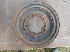 VW BUS WHEEL 15x4 Volkswagen Bug Ghia Vintage Steel Convertible Dune Buggy LOOK