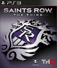 SAINTS ROW  THE THIRD                   -----   pour PS3  // PN