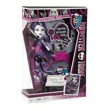 Monster High Picture Day Spectra Vondergeist Muñeca Mattel y4312 ** Nuevo Y Sellado **