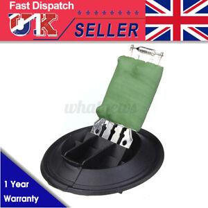 Heater Blower Fan Resistor Motor For Audi A1 A2 VW Seat Skoda Fabia 6Q0959263 UK