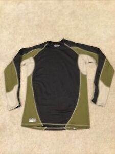 Cabela's Men's E.C.W.C.S. Polartec Grid Texture Thermal Shirt L Tall Hunting