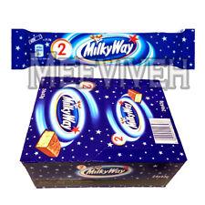 24 MILKY WAY CHOCOLATE 24 X 43 g CHOCOLATE BARS FULL BOX ORIGINAL  FRESH STOCK