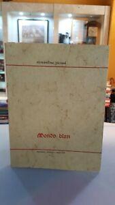 [NC] MONDO BLANARMANDINE JERUSELIMPRIMERIE VALDOTAINE1976FRA118MB