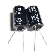 50PCS 400V 4.7uF 4.7MFD 105C Aluminum Electrolytic Capacitor 6×11mm