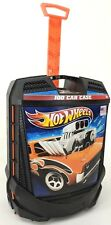 Hot Wheels 100 Car Rolling Carry Case Wheeled Toy Car Storage Box Suitcase Style