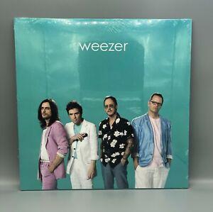 Weezer Teal Album by Weezer Vinyl Record LP (Record, 2019)