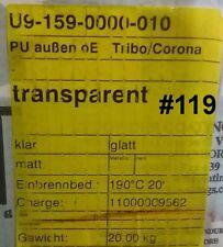 PULVERLACK 1kg Beschichtungspulver transparent Klarlack farblos klar Klarpulver