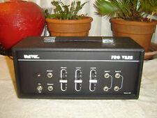 Univox U3R, Pro Verb, Spring Reverb, 2 Channel Input, Vintage Unit