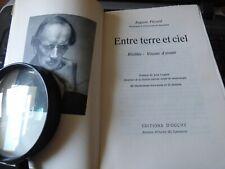 ENTRE CIEL ET TERRE VISIONS D'AVENIR AUGUSTE PICCARD 1946