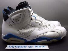 Nike Air Jordan VI 6 Sport Blue Retro 2014 sz 11