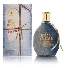DIESEL FUEL FOR LIFE DENIM COLLECTION * Diesel 1.7 oz EDT Women Perfume Spray