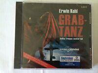 GRABTANZ JOSHUA TREMPES ZWEITER FALL - ERWIN KOHL - 1 MP3-CD - NEU & OVP