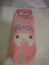 Sanrio My Melody Socks Womens Bows