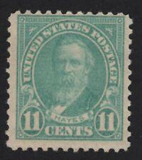 United States Mint Scott Number 563 Mh F-Vf - Barneys