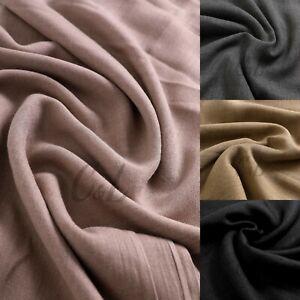 Premium Thicker Plain Modal Scarf Large High Quality Elegant Hijab Shawl Wrap