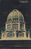 WILMETTE IL – Baha'i Temple - 1951