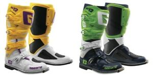 Gaerne SG12 SG-12 MX ATV Racing Motocross Off-Road Motorcycle Boots 2022