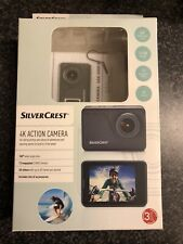 Silver Crest 4k Action Camera
