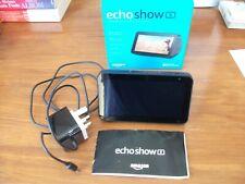 Amazon Echo Show 5 - Black NR NEW