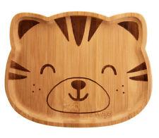 Sass & Belle Woodland Fox Bamboo Plate