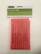 NUOVO Zaino / Daysack Liner Zaino, & Sopravvivenza Bag Too! rucsack, Rucksac