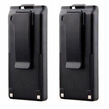 2x BP-195 BP-196 Battery for ICOM IC-A4E IC-F3S IC-F4S IC-F4TR IC-T2H Radio
