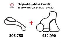 Elring BMW Oil Filter Housing Element Seal Gasket set X3 X5 E87 E90 E60 E70 F10