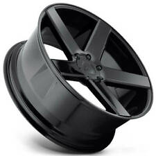 "4ea 20"" Dub Wheels Baller S216 Gloss Black Rims(S42)"
