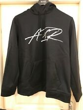 Nike air jordan Men's therma hoodie brand new with tags size xl colour black,