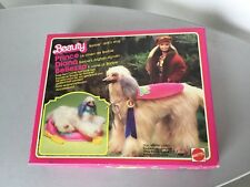 1979#VINTAGE BARBIE DOG  BEAUTY PRINCE#NIB NUOVO