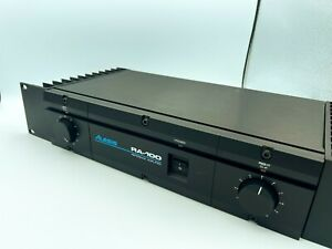 Alesis RA-100 Reference Amplifier - Extremely Good Condition - Studio Quality