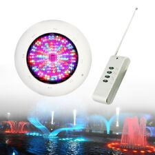 New listing Rgb light 360 Leds Rf remote Plastic bracket 36W Ip68 Swim pool bathtub Jacuzzi