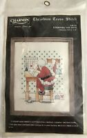 Counting The Days Christmas Counted Cross Stitch Kit #40-22 Charmin Janlynn