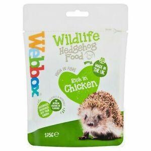 Wildlife Hedgehog Food - Webbox 175g