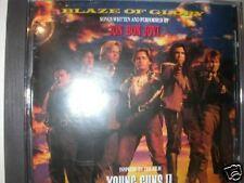 CD JON BON JOVI BLAZE OF GLORY YOUNG GUNS II