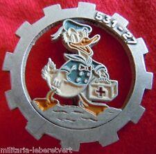Insigne 1939 Santé Cie Sanitaire Automobile 531-27  DONALD ORIGINAL WWII alu