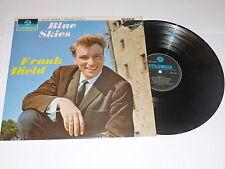 FRANK IFIELD - Blue Skies - Original 1964 UK blue & black Columbia label LP