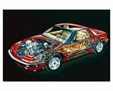 1988 Buick Reatta Factory Photo uc3460-ZXE1AG