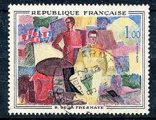 TIMBRE FRANCE OBLITERE N° 1322 TABLEAU  DE LA FRESNAYE photo non contractuelle